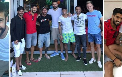 Messi Heightens Troubles at Barcelona after Posing with Neymar