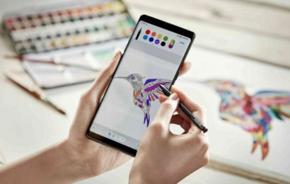 Samsung Galaxy Note 8: Latest Premium Smartphone in the World