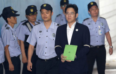 Samsung Vice Chairman, Lee Jae Yong Faces 12-year Jail Term Over Bribe Scandal