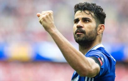 Diego Costa Returns to Atletico Madrid