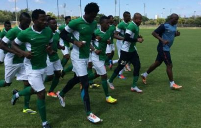Nigeria vs. Ghana to Kick off by 7pm