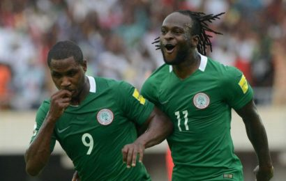 I'm Fit to Face Cameroon, says Injured Ighalo