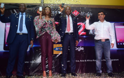 MTN, TD Mobile Okay Freetel ICE 2 Android Smartphone