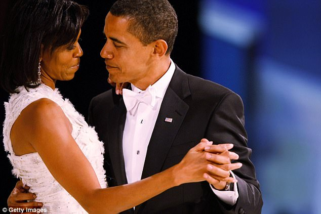 How Michelle and Obama Celebrated 25th Wedding Anniversary