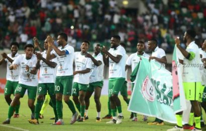 Nigeria Can Lift 2018 World Cup, says CAF President