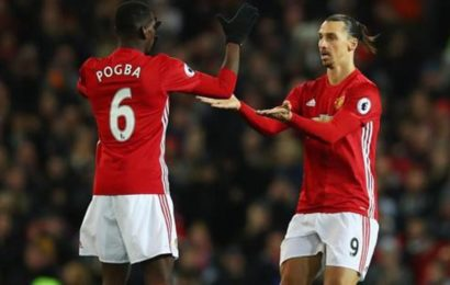 Pogba, Ibrahimovic To Return Saturday for Newcastle Clash – Official