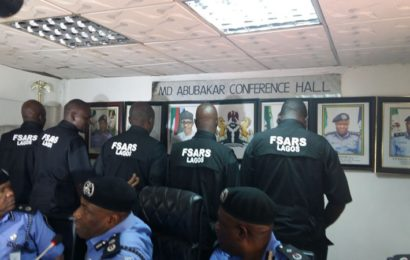 I-G Bans SARS from Conducting Stop & Search Operations