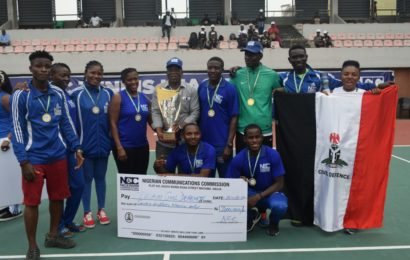 How New Champions Emerged in NCC Tennis Cup 2017 Competition