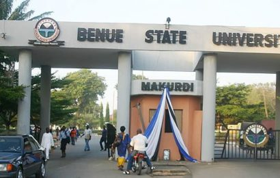 Students with Carry-overs Stage Protest @ BSU – VC