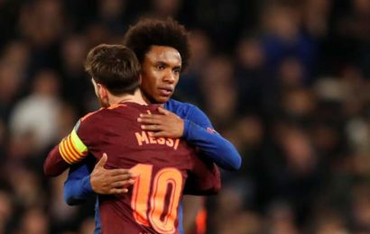 Champions League: Messi Goal Earns Barcelona Draw at Chelsea