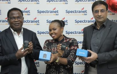 VAL: Connect with 'EVO' Mifi, Spectranet Tells Nigerians