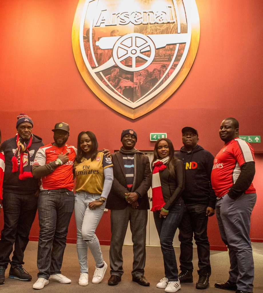 FA CUP FINAL: 10 Nigerian Celebrities Backing Arsenal Or ...