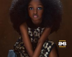 5-yr-old Nigerian, Jare, is 'world's most beautiful girl' ?