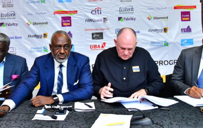 MTN, 12 banks sign N200b medium term loan facility