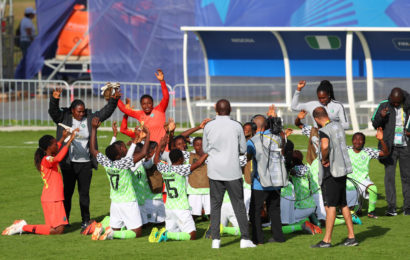 World Cup: Prayer conscious Falconets dream Q/final victory over Spain